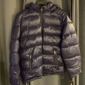 Guess Puffer dry Jacket WMNS L purple